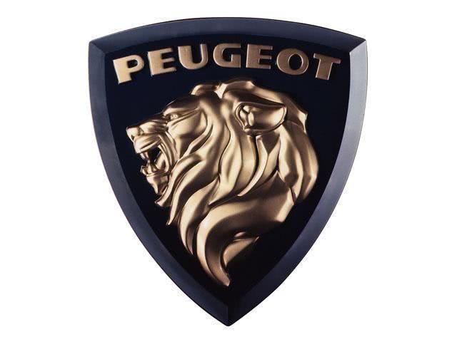 标致换标 狮子头 ,设计美过兰博基尼的车标