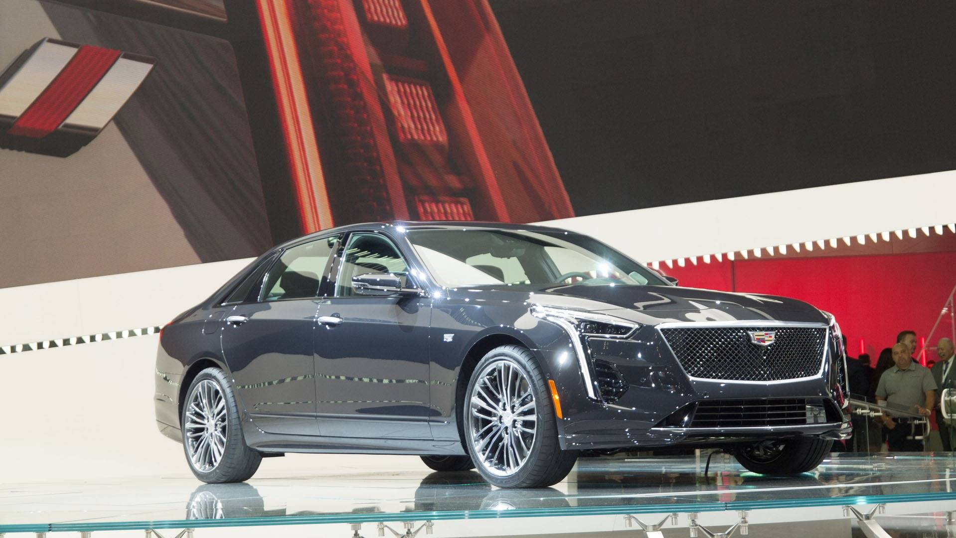 下一代凯迪拉克ct6豪华轿车或将放弃2.0t涡轮增压
